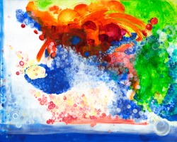 Effervescence of Hope - ©2015 Alison Shull
