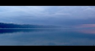 Sunsets on April in Ithaca NY - by Alison Shull